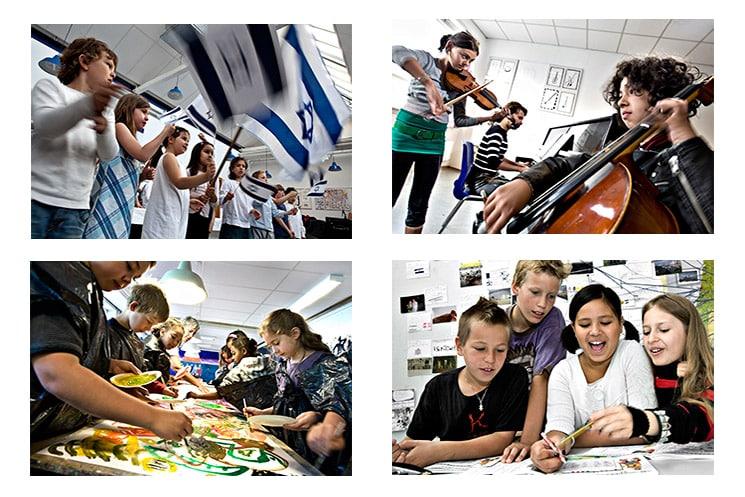 Eleverne på en af Danmarks bedste skoler kan mere end at regne og læse.